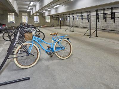 848 Mitchell - Bike Racks